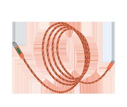 Câble détecteur d'hydrocarbures FG-OD / FG-ODR / FG-ODC