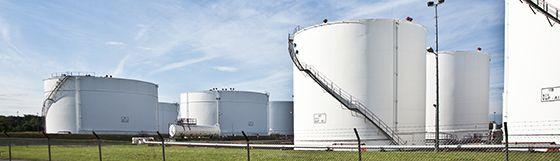 Bacs de stockage des hydrocarbures