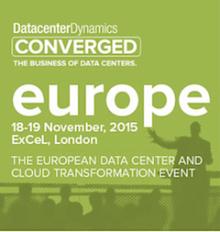 Data Center Dynamics London 2015