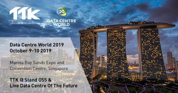 Visit TTK at Data Centre World, 9-10 October 2019, Singapore