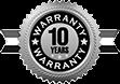 Garantie de 10 ans sur tous les produits