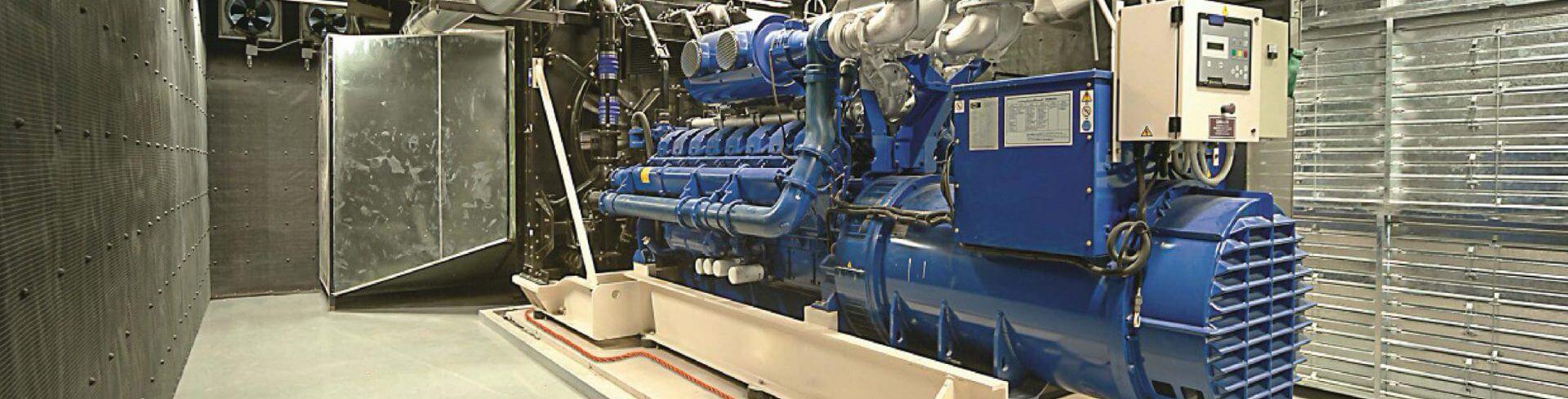 Solutions de détection des fuites de diesel TTK pour groupes électrogènes