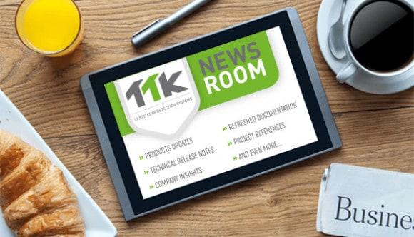 TTK EST PLEINEMENT FONCTIONNEL EN MATIÈRE DE PRODUCTION ET DE SUPPORT